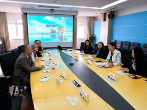 Shanghai и Alibaba China Campus Network